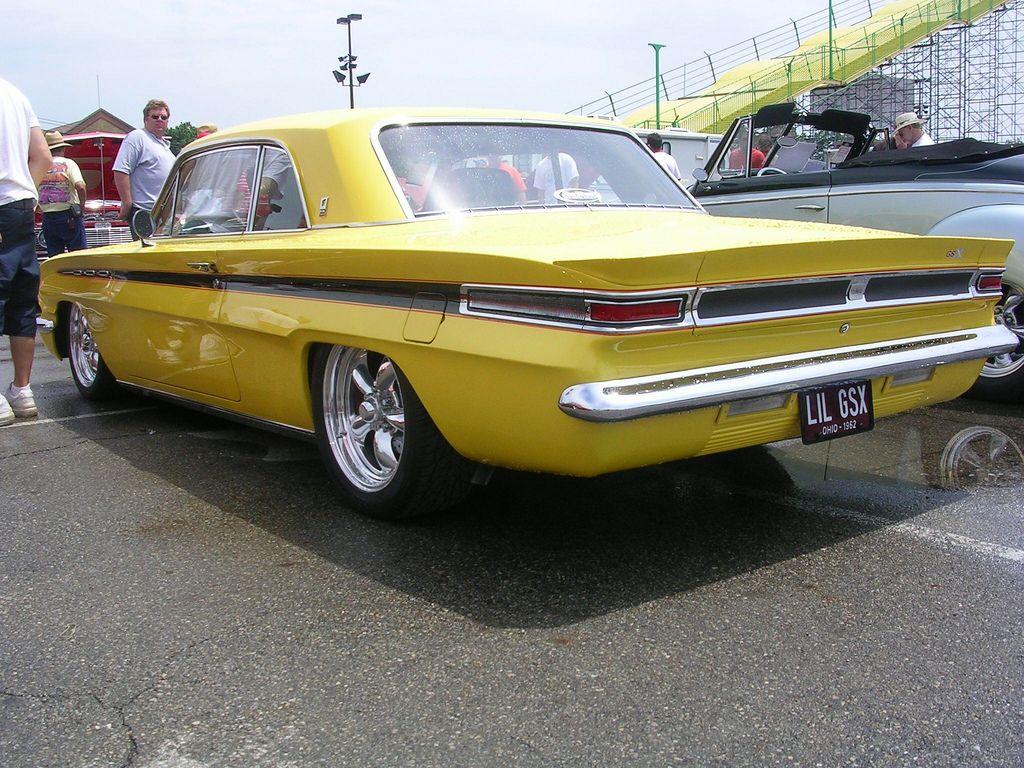 1962 Buick Skylark Buick Cars Classic Cars Buick
