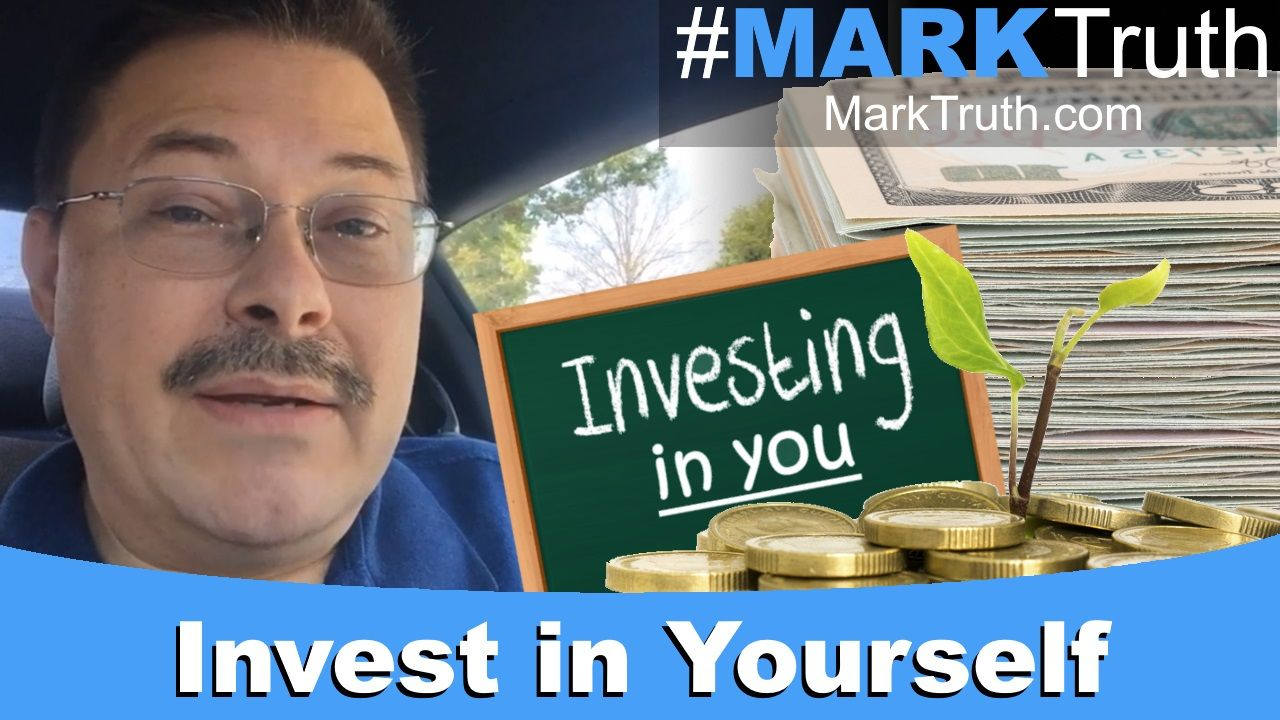 Be willing to invest in yourself investing spending