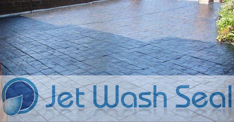 Imprinted Concrete Sealing Wolverhampton / Imprinted