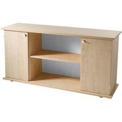 Photo of Hammerbacher Prokura Sideboard maple / maple 3 shelves Hammerbacher