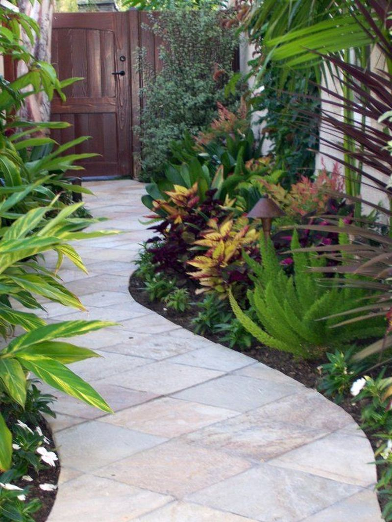 57 Affordable Garden Redesign Ideas to The Delight