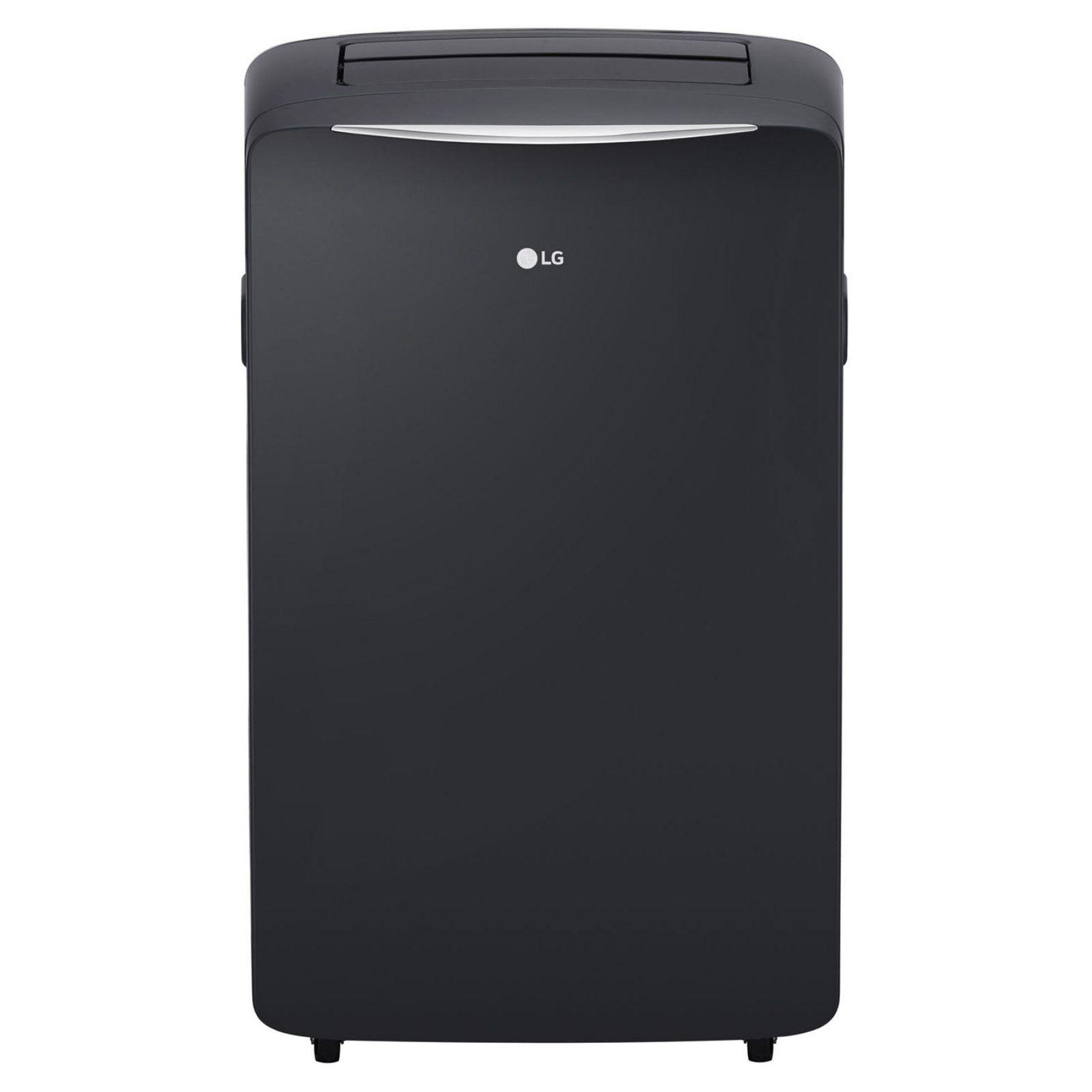 Lg 14000 Btu 115v Portable Air Conditioner With Remote Control Lp1417gsr With Images Portable Air Conditioner Portable Air Conditioners Window Air Conditioner