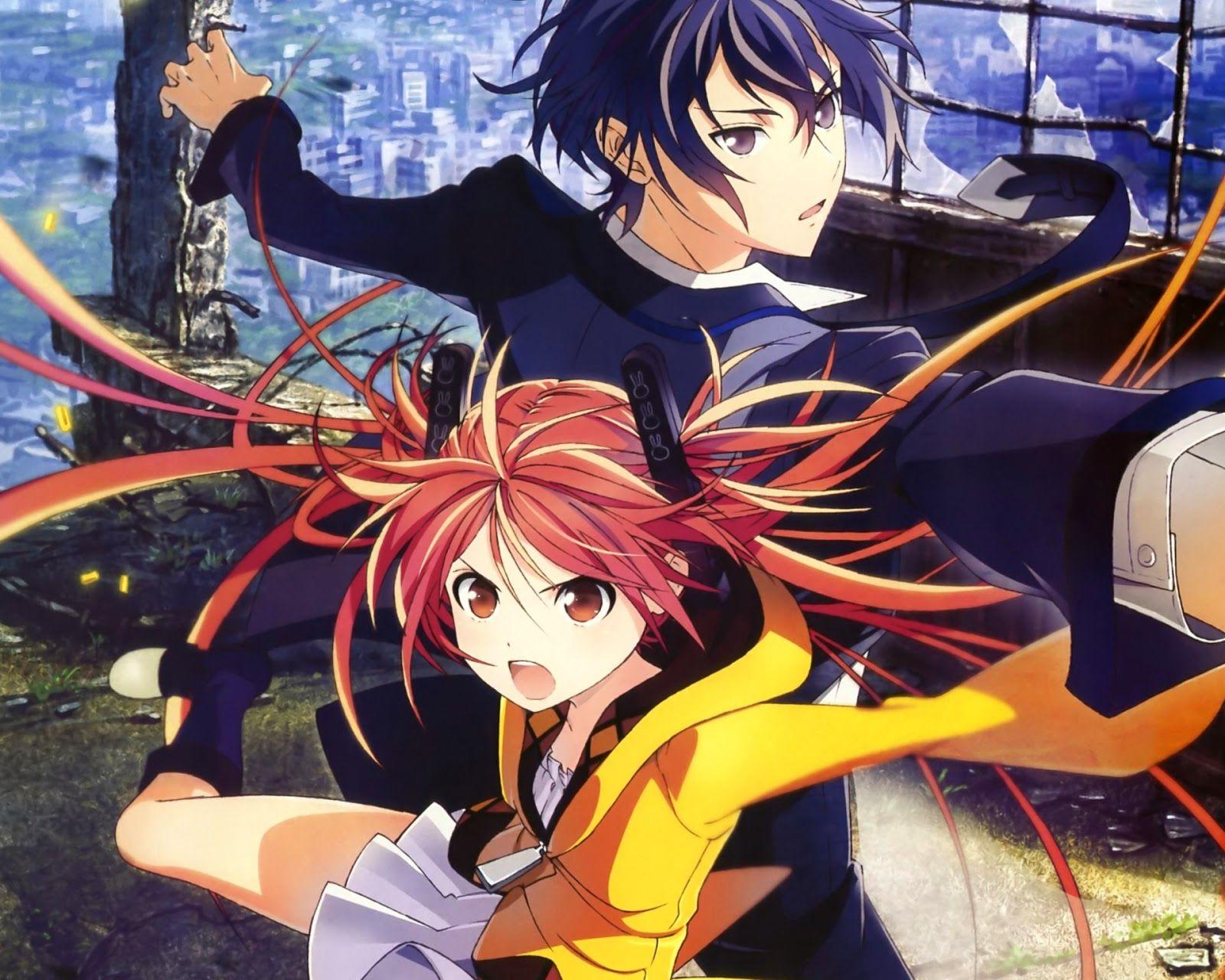 Black Bullet Anime Wallpaper Anime Desu Fondo de