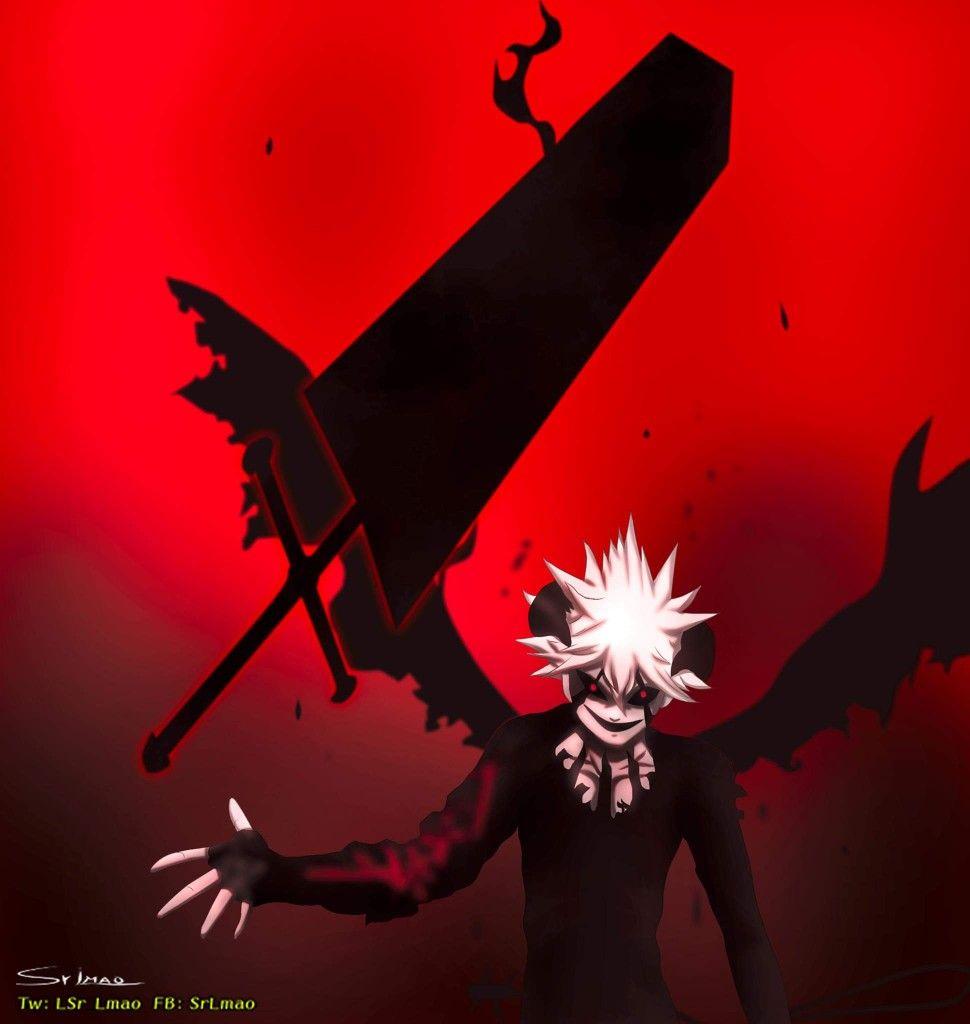 Es Tan Hermoso In 2020 Black Clover Anime Otaku Anime Clover