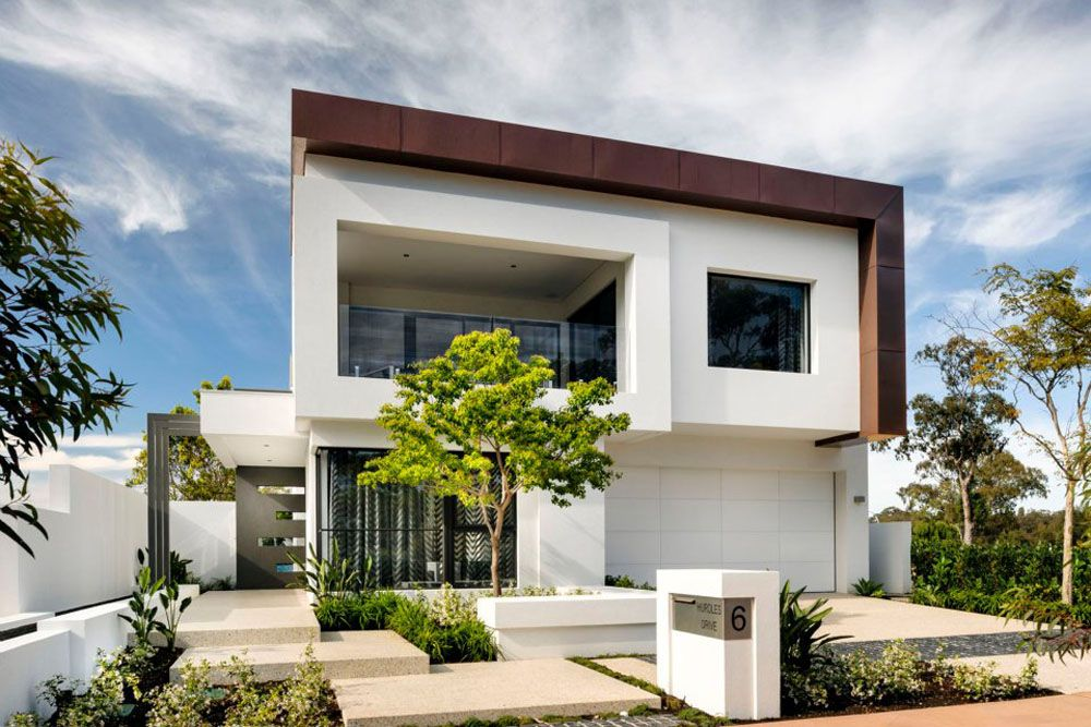 Mesmerizing Luxury Home in Australia Flaunting Volumetric ...