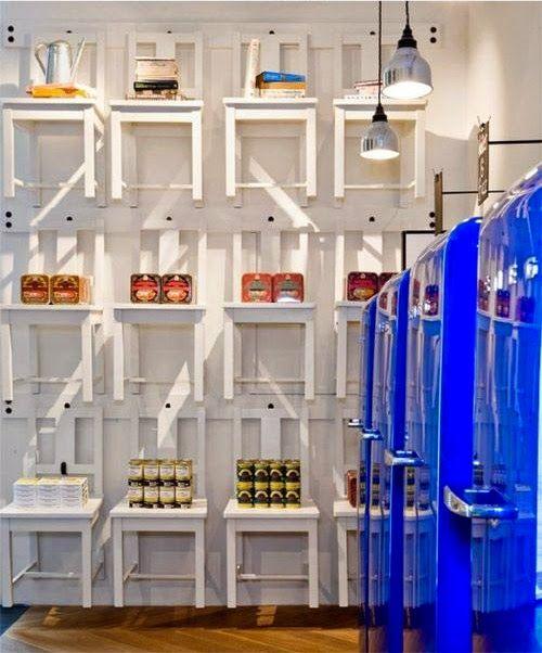 El blog de ecomania la tienda de productos ecol gicos reciclados sostenibles y solidarios de - Muebles originales madrid ...