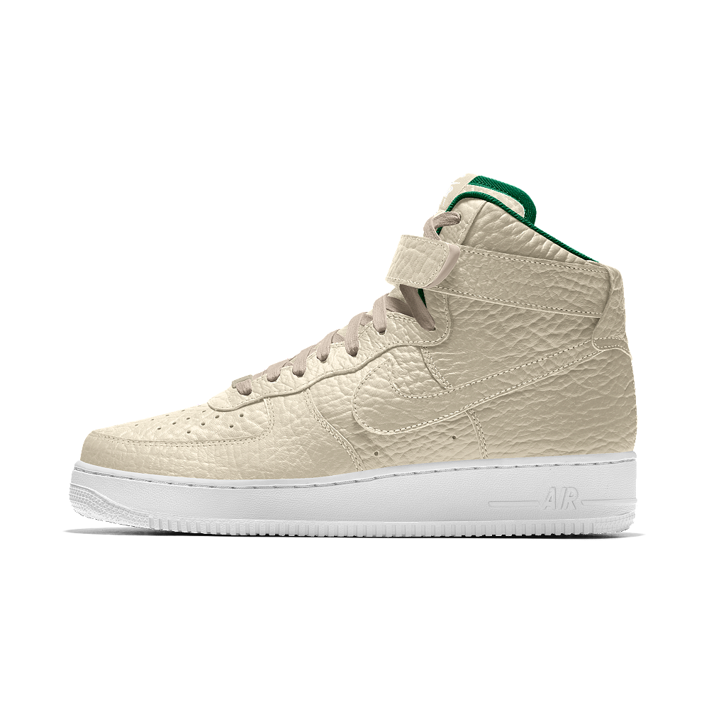 Nike Shoes | Nike Air Force 1 High Sneakers | Color: Cream