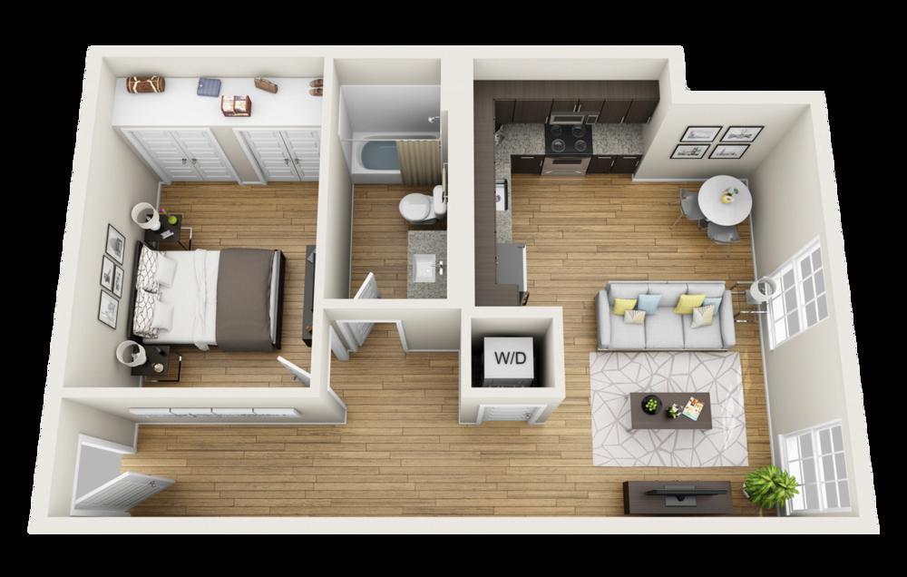 DepartamentosChicos Diseño casas pequeñas, Diseño de