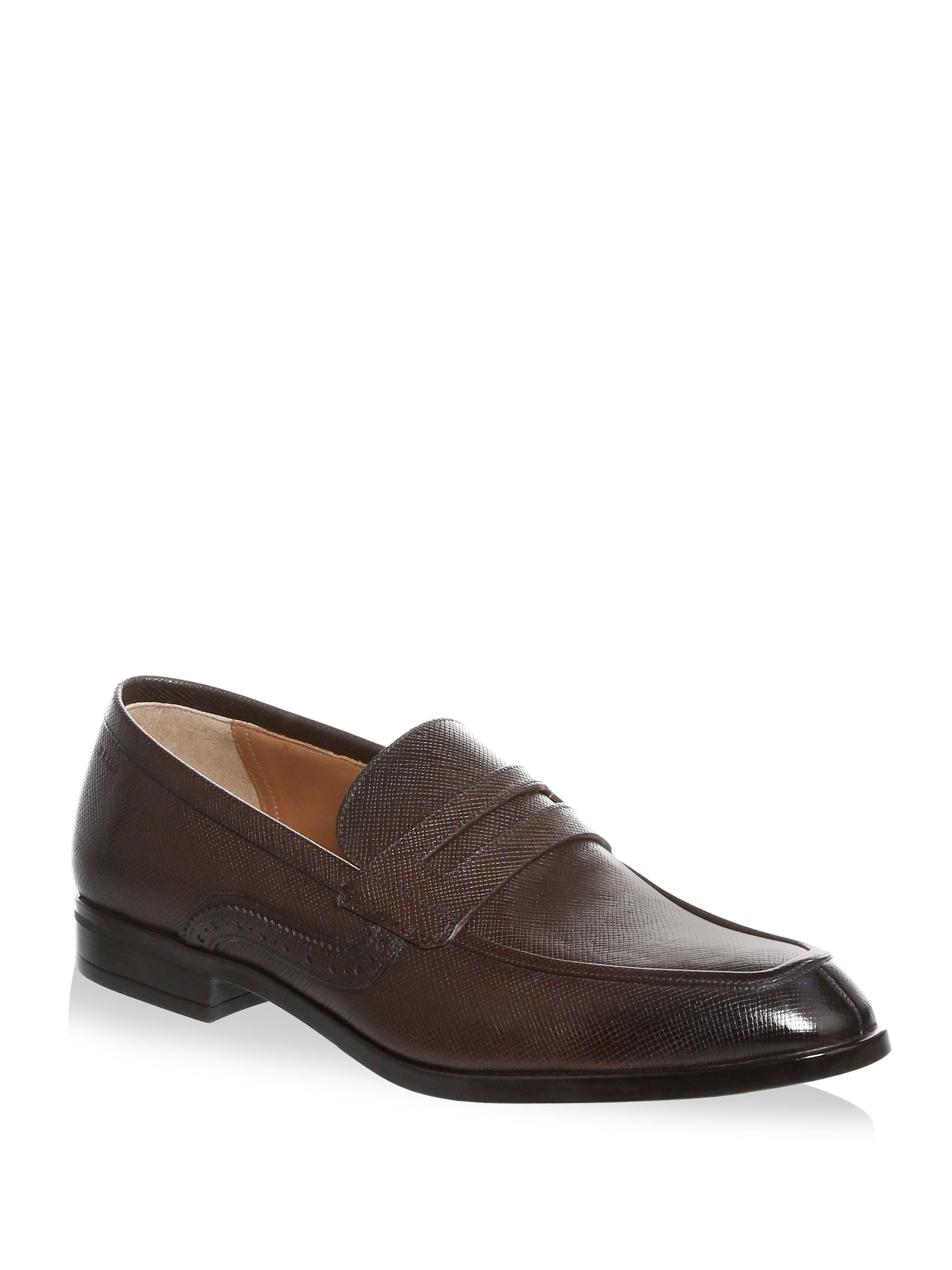 Bally Suit Shoes 011
