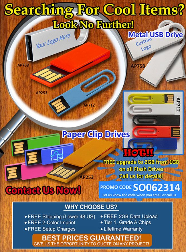 Cool New Innovative Flash Drives from Athena Promo - ASI: 37218     PPAI: 335713     UPIC: ATHENA1  - http://www.verticallysocial.com/2014/06/25/cool-new-innovative-flash-drives-from-athena-promo/