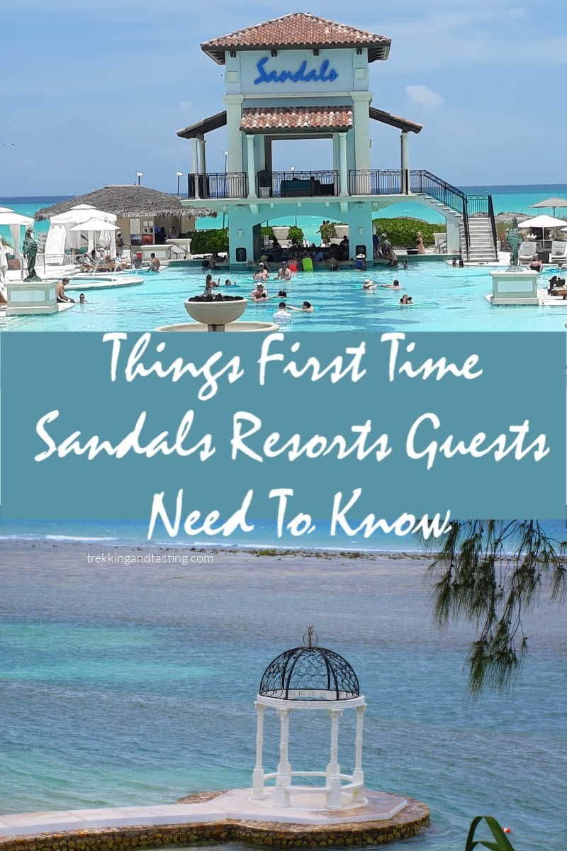 The First All Inclusive Resort Opens In The Florida Keys: Things First Time Sandals Resorts Guests Need To Know In