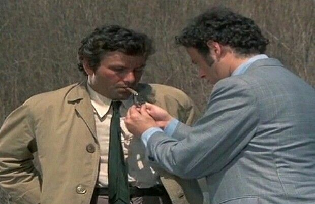 Pin On Columbo