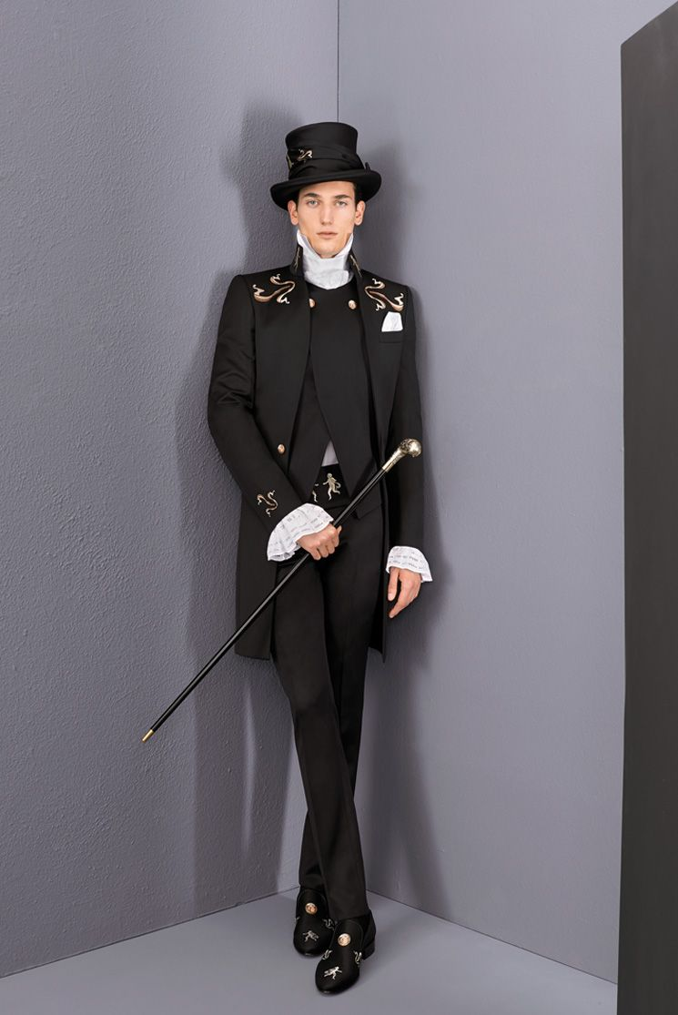 Archetipo cleofe finati man collection just a dandy