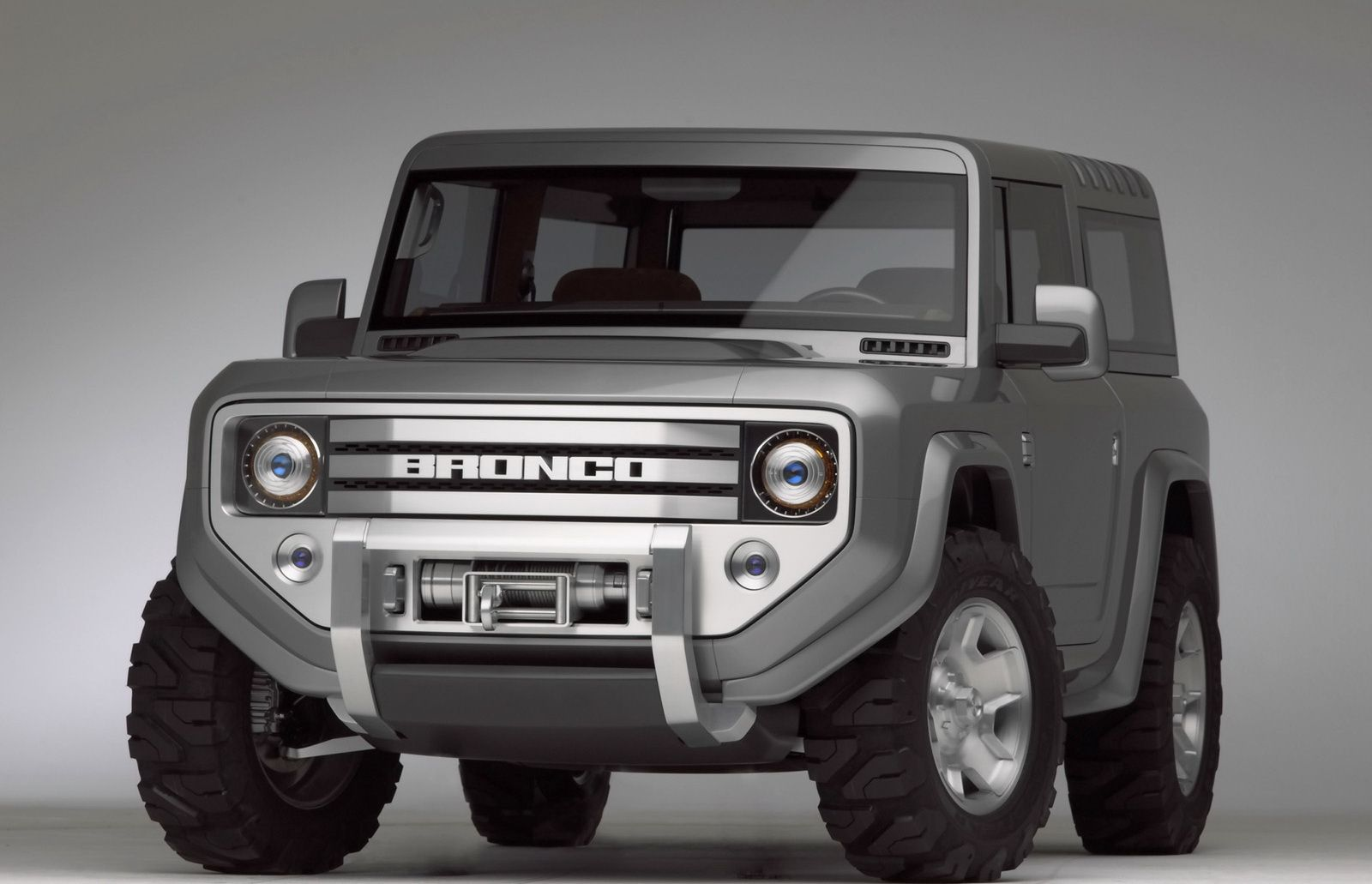 NewAge Ford Bronco Coming To Life In Australia Ford