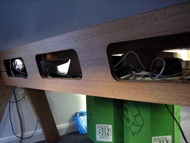Under Desk Cable Management Cable Management Diy Cable Management Cable Management Desk
