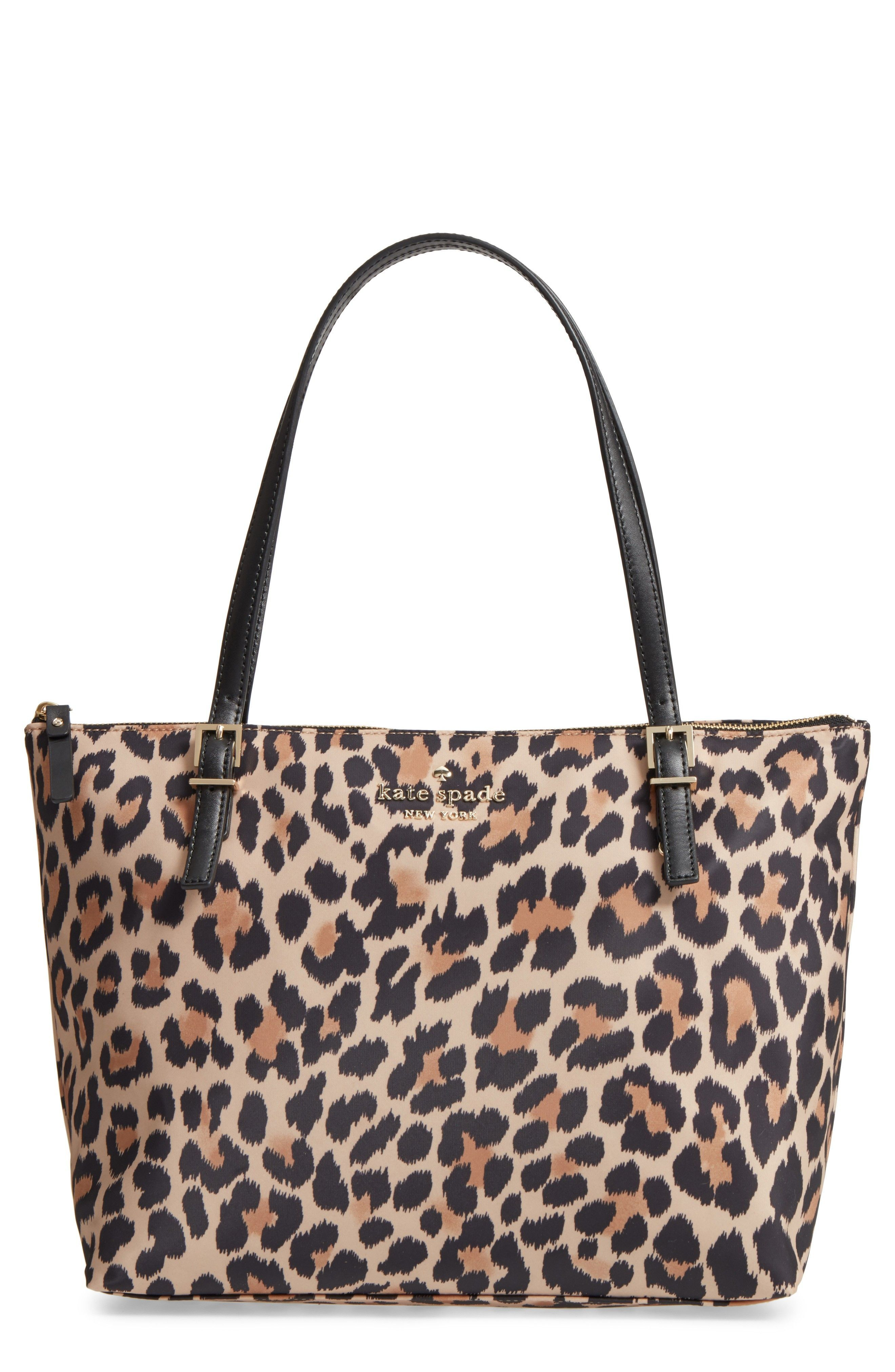 234b7f883879 Handbags   Wallets for Women. Chic kate spade leopard print tote