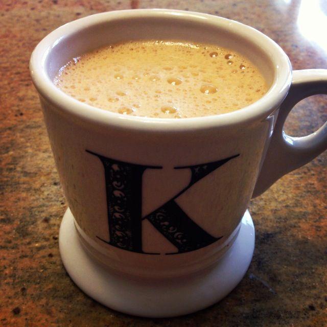 Low Calorie, Plus Protein Pumpkin Spice Latte PSL