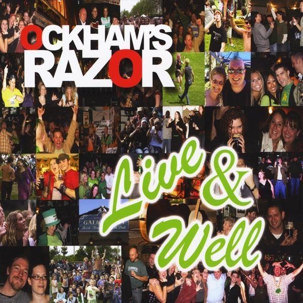 Ockham's Razor - Live & Well, Blue