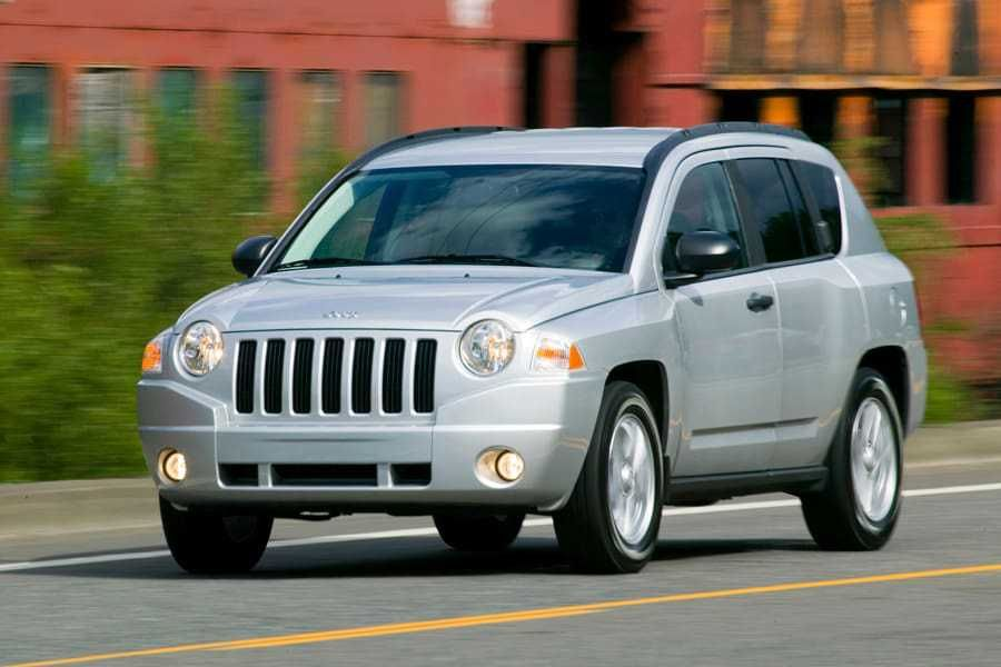 Best Jeep Compass 2009