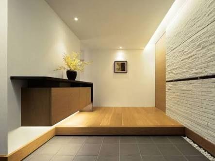 玄関 照明」の画像検索結果 玄関 土間 pinterest