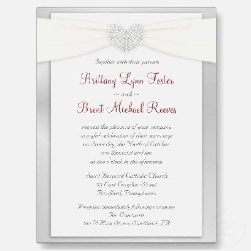 Pin Di Diy Wedding Invitations