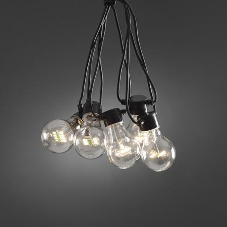 Feestverlichting Feestverlichting Led Type Lichtketting Kleur Warm Wit Lampen Niet Vervangbaar Geschikt Voo Feestverlichting Verlichting Led Lamp