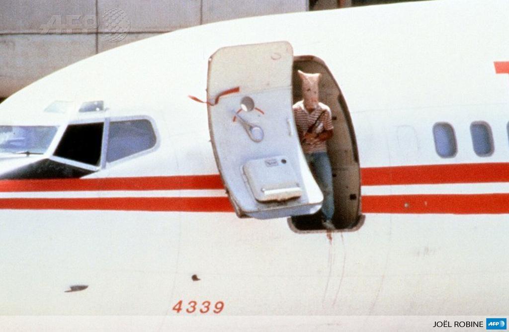 Il y a 30 ans, l'incroyable cauchemar du vol TWA 847 détourné vers Beyrouth http://u.afp.com/TWA847 #AFP