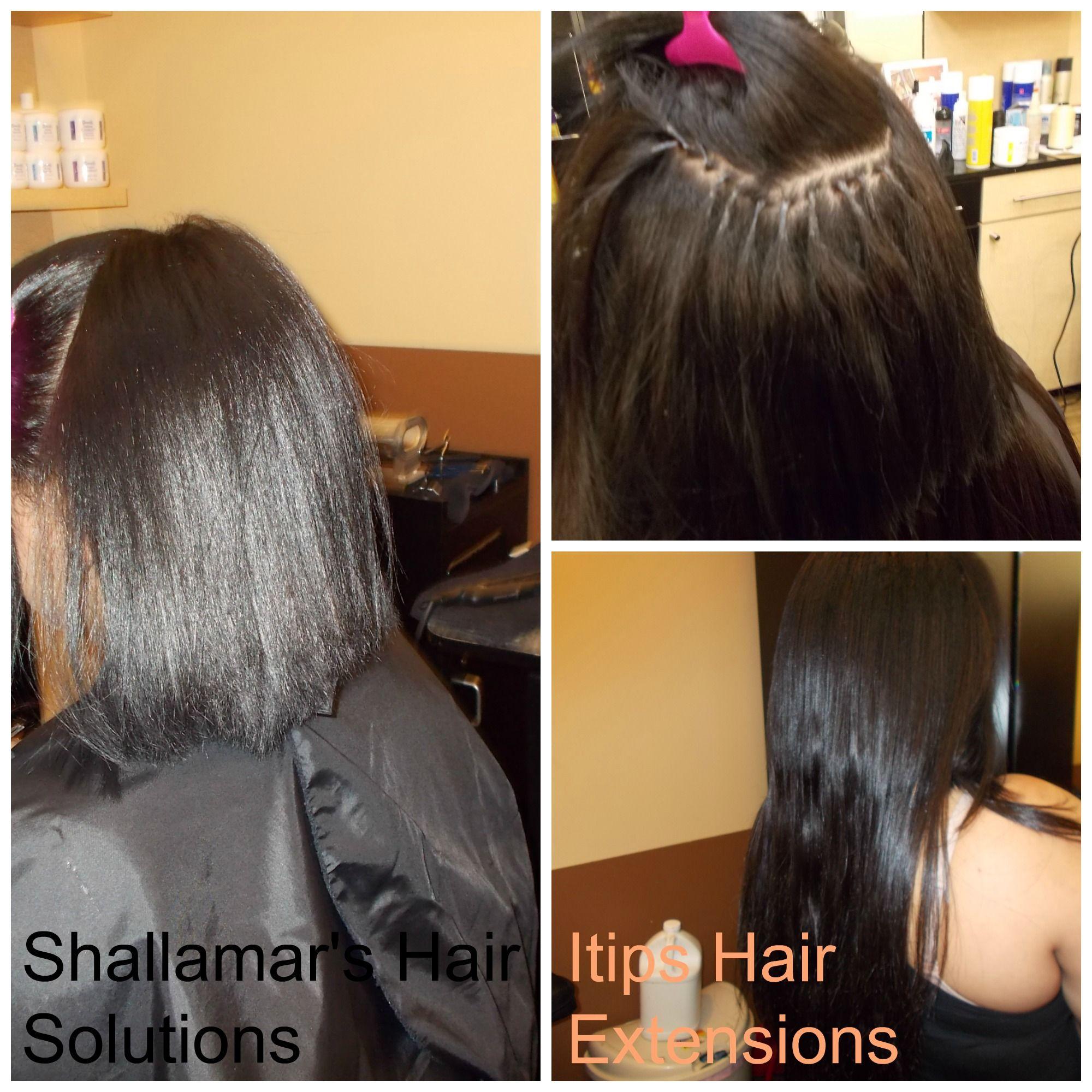 Itips Hair Extensions 407 507 3000 Shallamarshairsolutions
