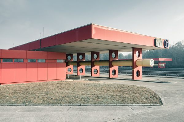 The Modern World 4 By Andreas Levers Via Behance Shoot