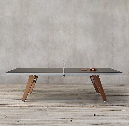Game Tables Restoration Hardware BArbiEwrLd Pinterest - Restoration hardware pool table