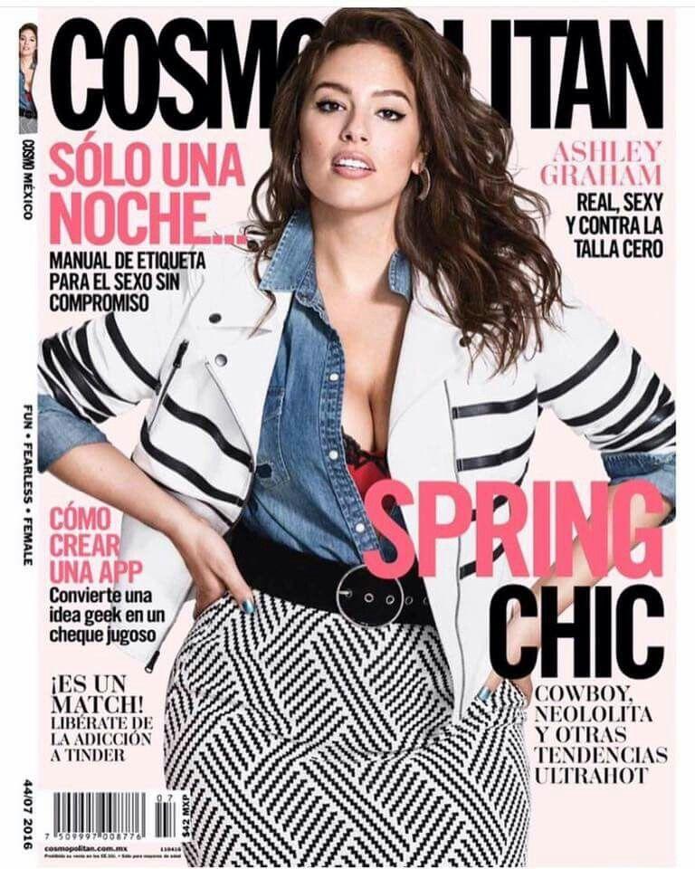 a446357e31bde Ashley Graham! | cool magazine covers | Ashley graham cover, Ashley ...
