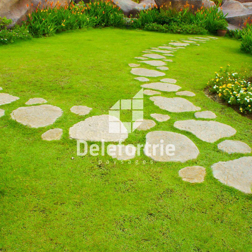Préférence Aménager une allée de jardin pas japonais pour vos extérieurs  DG82