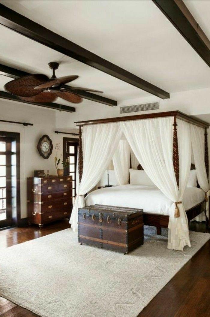 Pin di Jean Wells su Plantation style | Pinterest | Stanze da letto ...