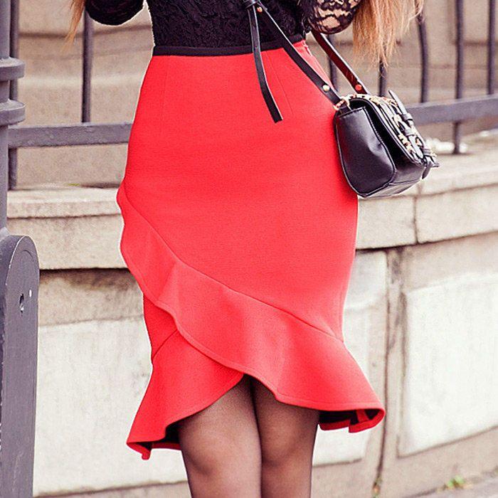 642d48a535 Modelos de faldas modernas y elegantes  elegantes  faldas  modelos   modelosdeFalda  modernas