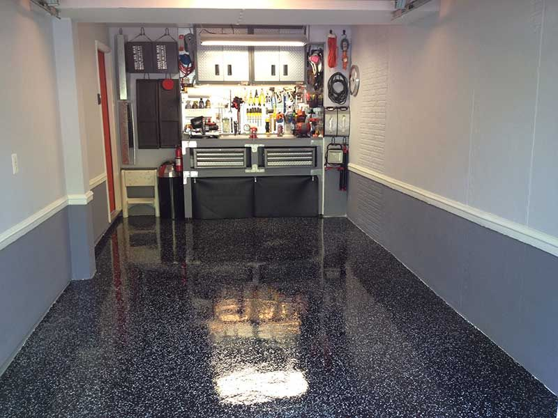Residential Epoxy Floor Coating Epoxy Coatings Paint For All