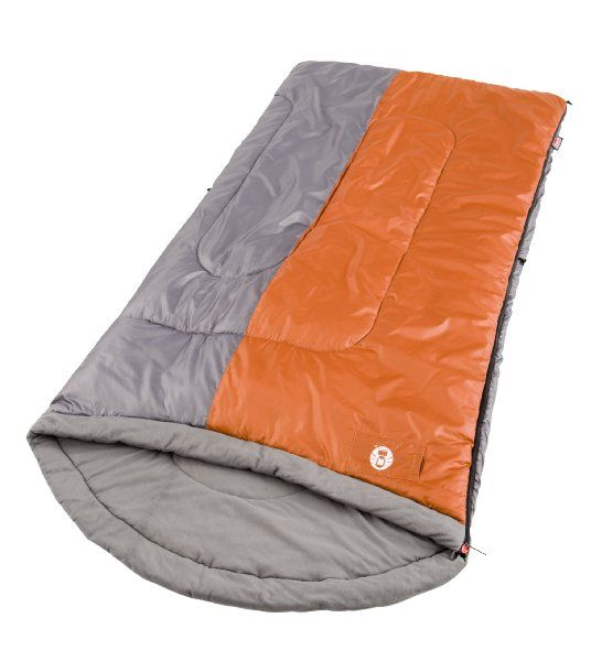 Coleman Nimbus Large Warm-Weather Scoop Sleeping Bag | Amazon $31.00.