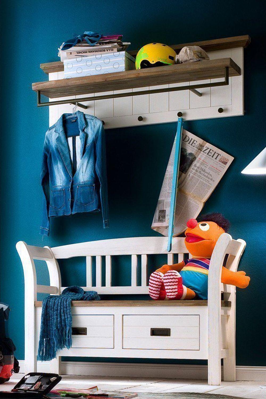 Mca Garderobe Gomera In Weisse Akazie Online Mobel Furniture Flur Mobel