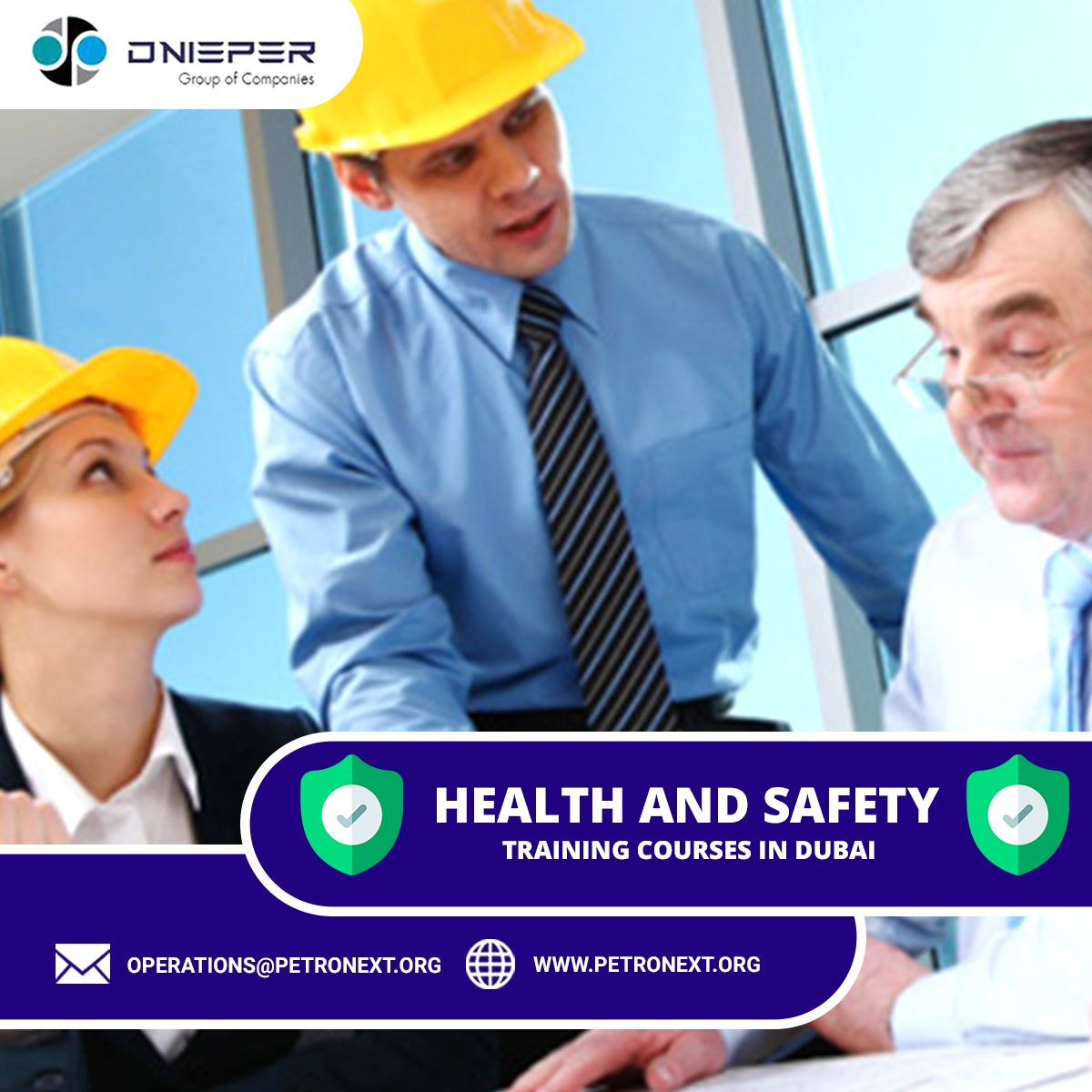 Petronext International is leading health and safety