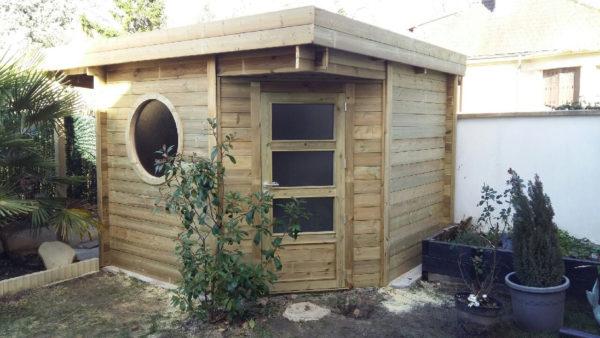Prix Abri Jardin Sur Mesure Vente Abris Jardin Toit Plat Pas Cher En 2020 Abri Jardin Toit Plat Abri De Jardin Abris Buches