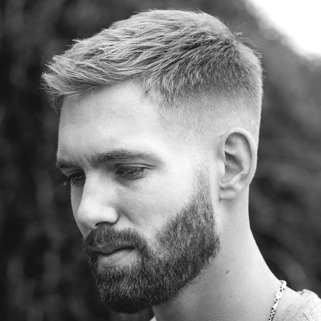 Men's Haircuts Guide: 31 Most Popular Styles For 2