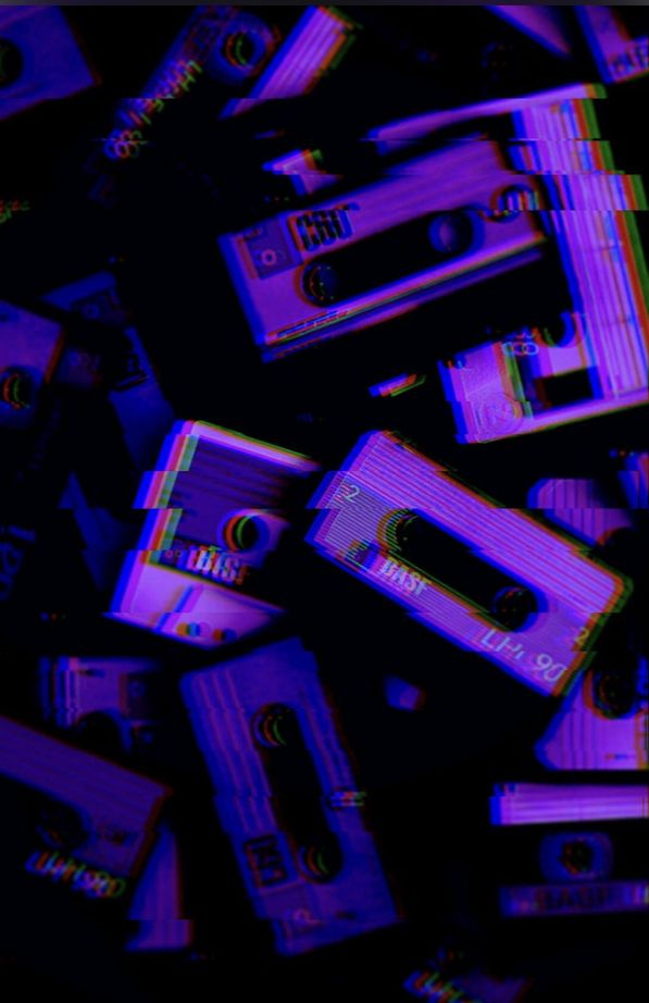 Vaporwave IPhone background