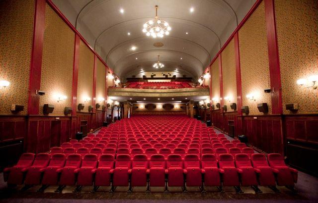 Cinema Palace interieur