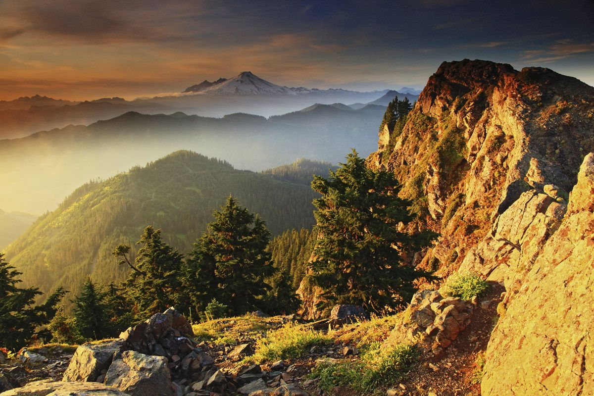 Los paisajes naturales más impresionantes de Estados Unidos