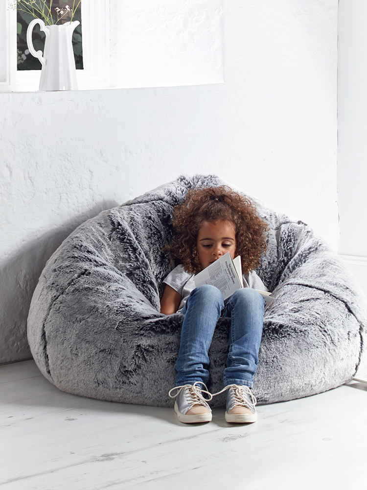 Supersoft Faux Fur Beanbag - Husky | Projects to Try | Pinterest