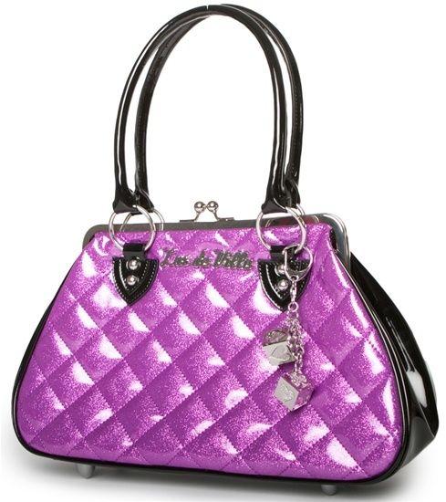 Lux De Ville : Purple #omega