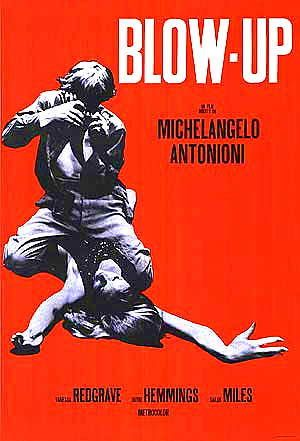 Blow Up Movie Poster 27x40 Inches Blow Up 69x102 Cm Michelangelo Antonioni Red 29 99 Blow Up Movie Michelangelo Antonioni Movie Posters Vintage