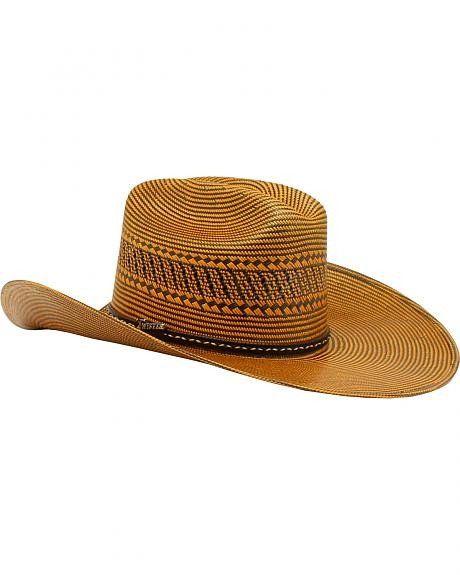 Twister 10X Straw Hat - Brown Tan  d8493b1b2452