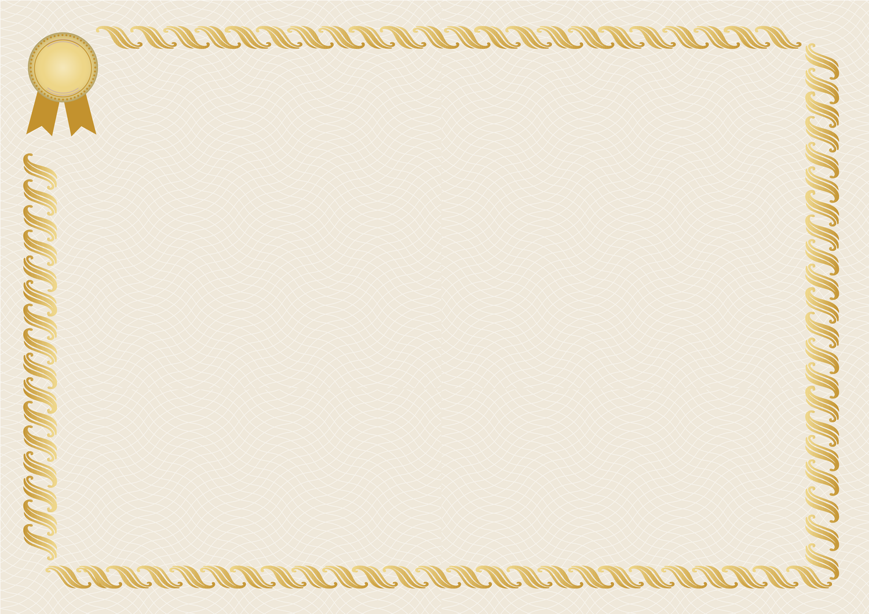 Diplomas Online | Plantillas para diplomas y certificados dorado con ...