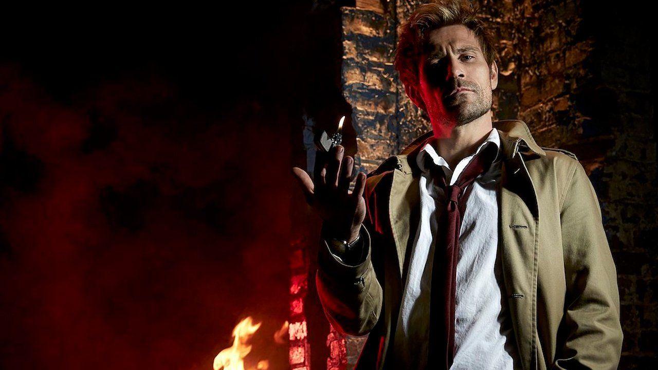 Constantine 1x14 Final Girl Script Review Matt Ryan Constantine Matt Ryan Constantine Tv Show