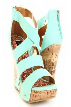 Wedges that I actually like!! I neeed them!
